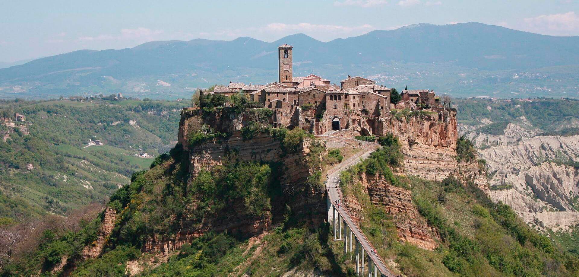 Siena - Civitavechhia