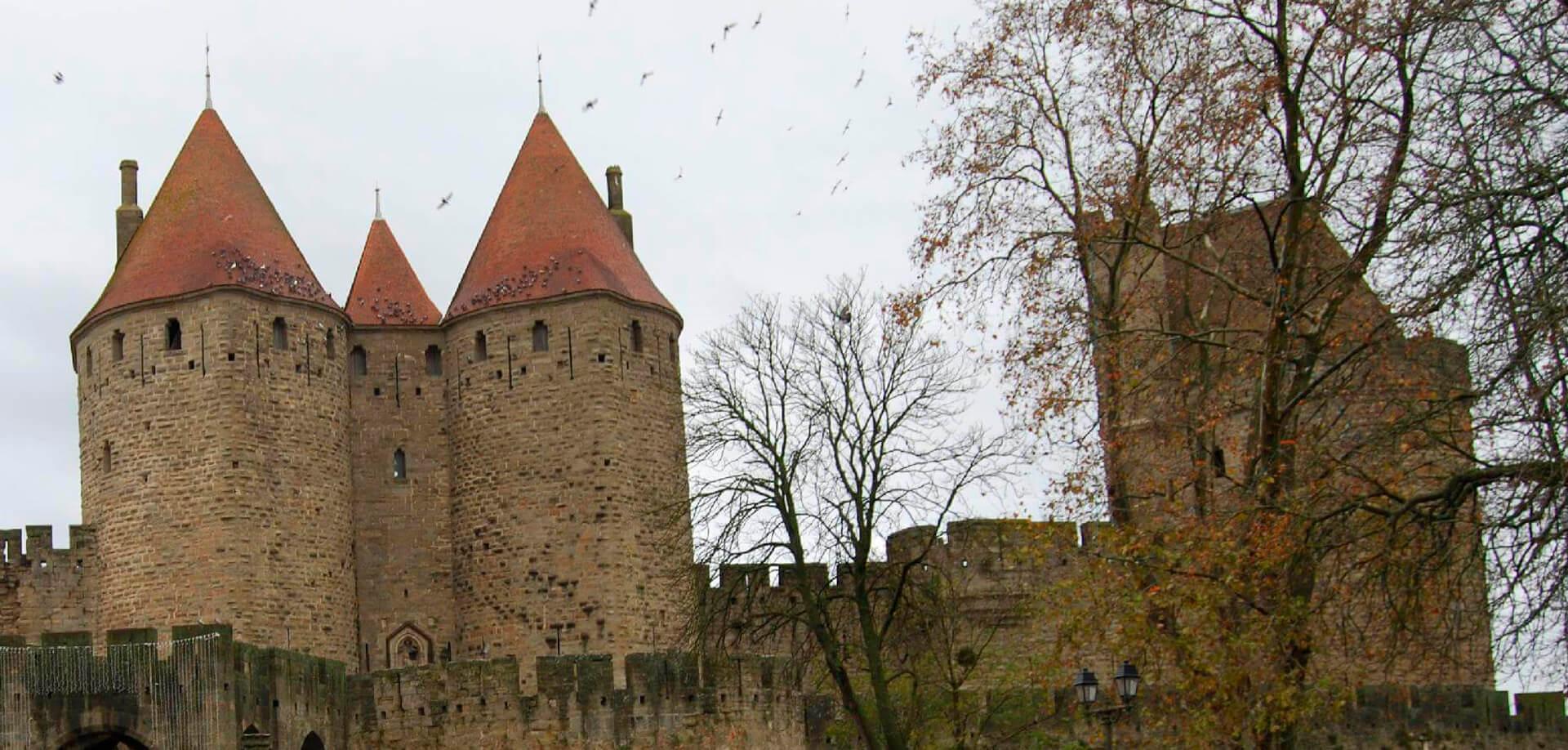 Carcassonne - Aix en Provence