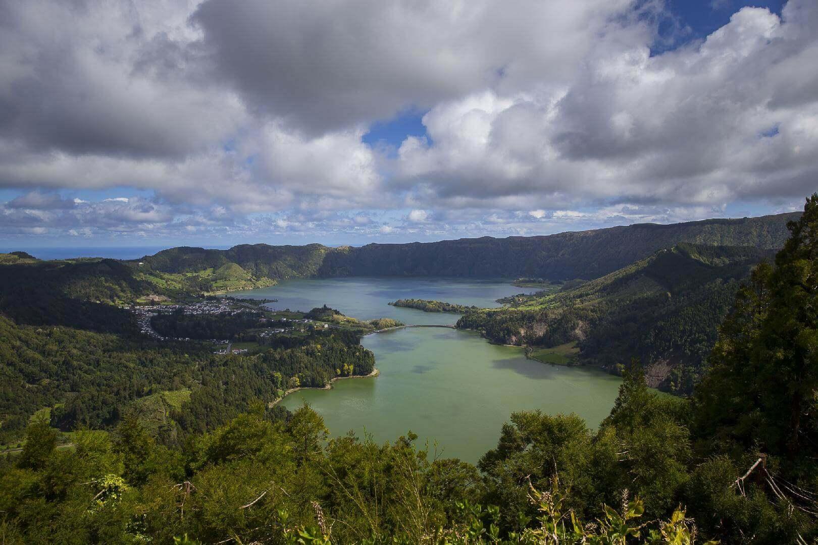 Ponta Delgada - Sete Cidades - Furnas