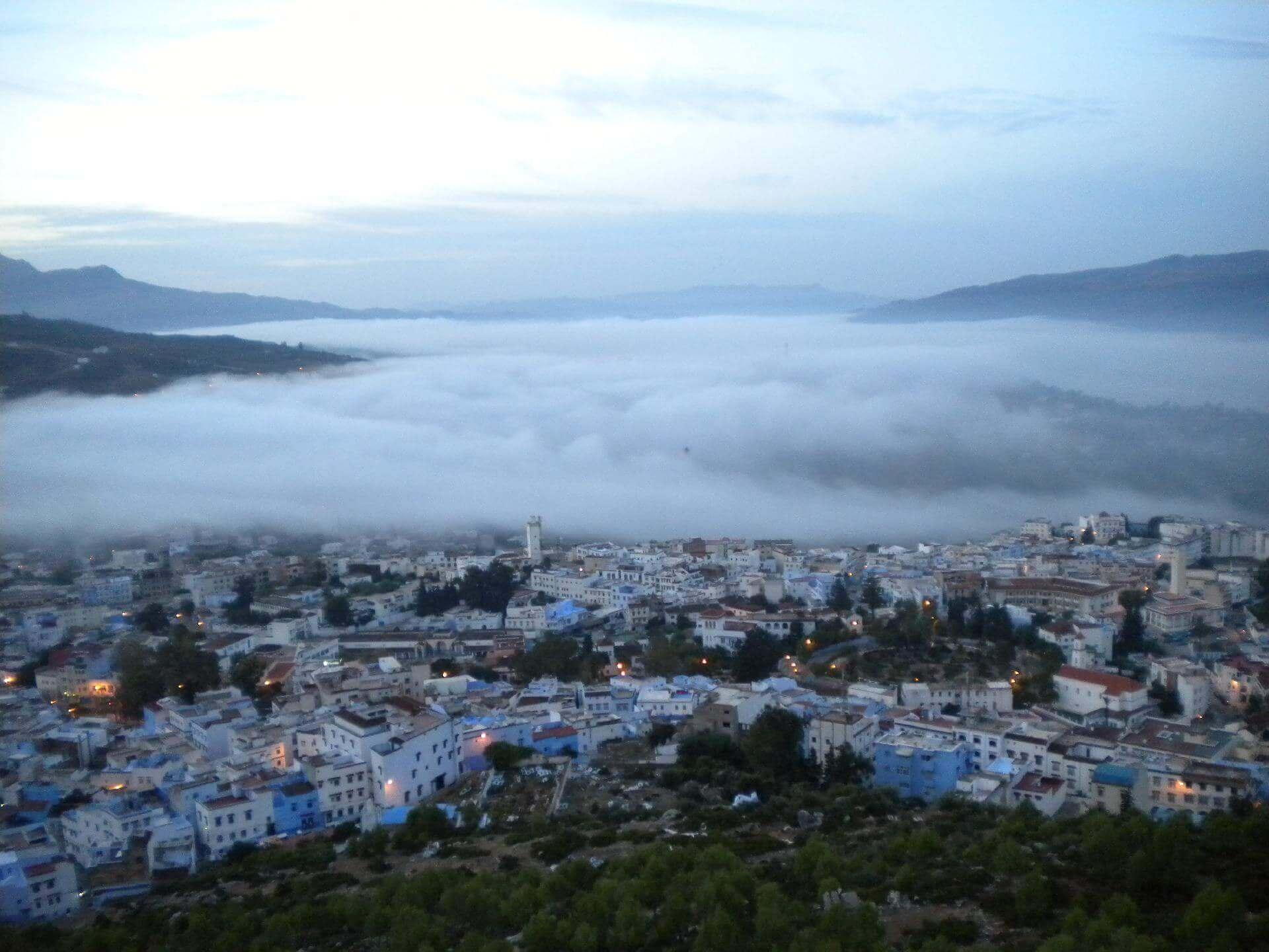 Algeciras - Chefchaouen