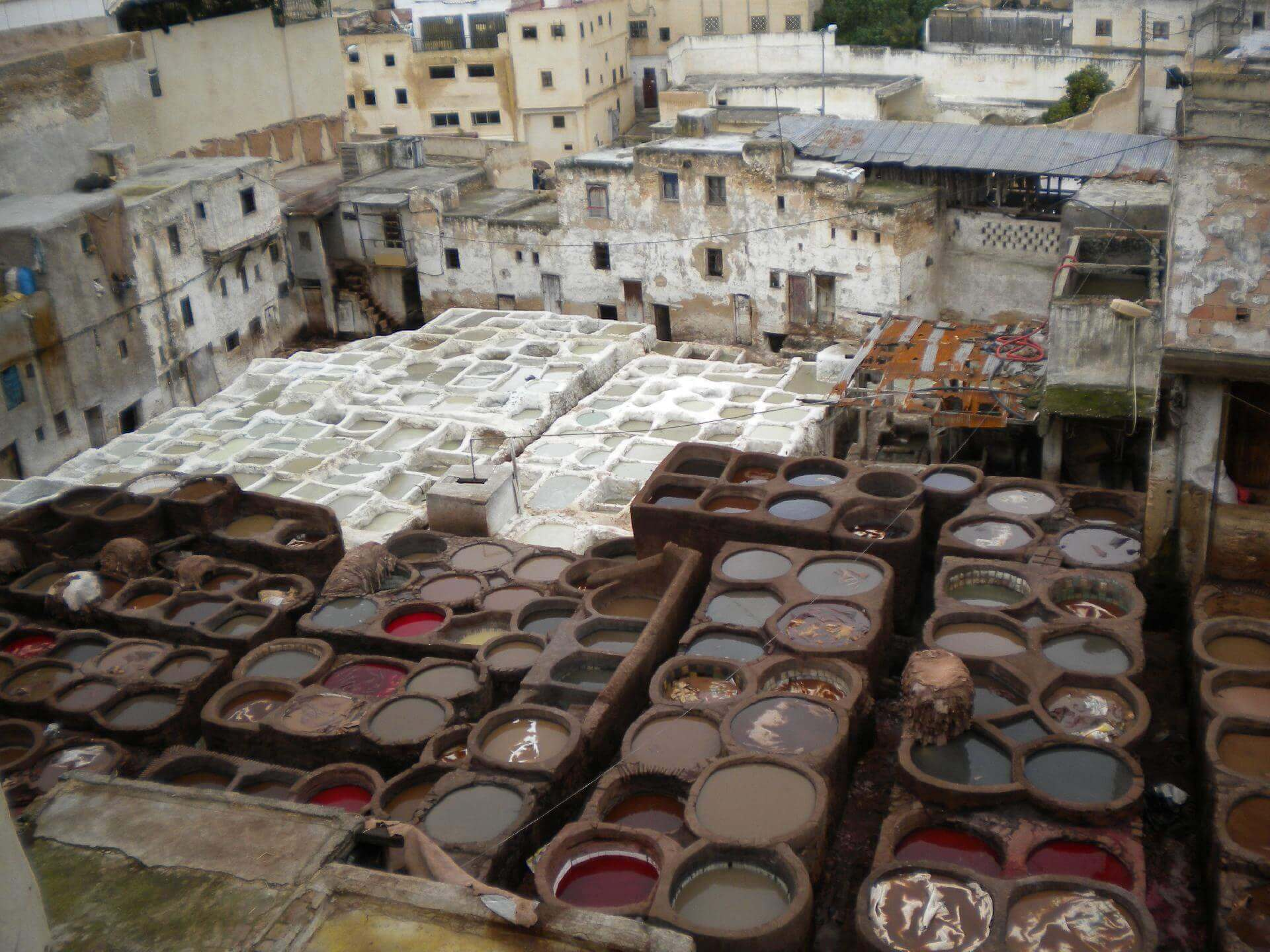 Chaouen - Fez