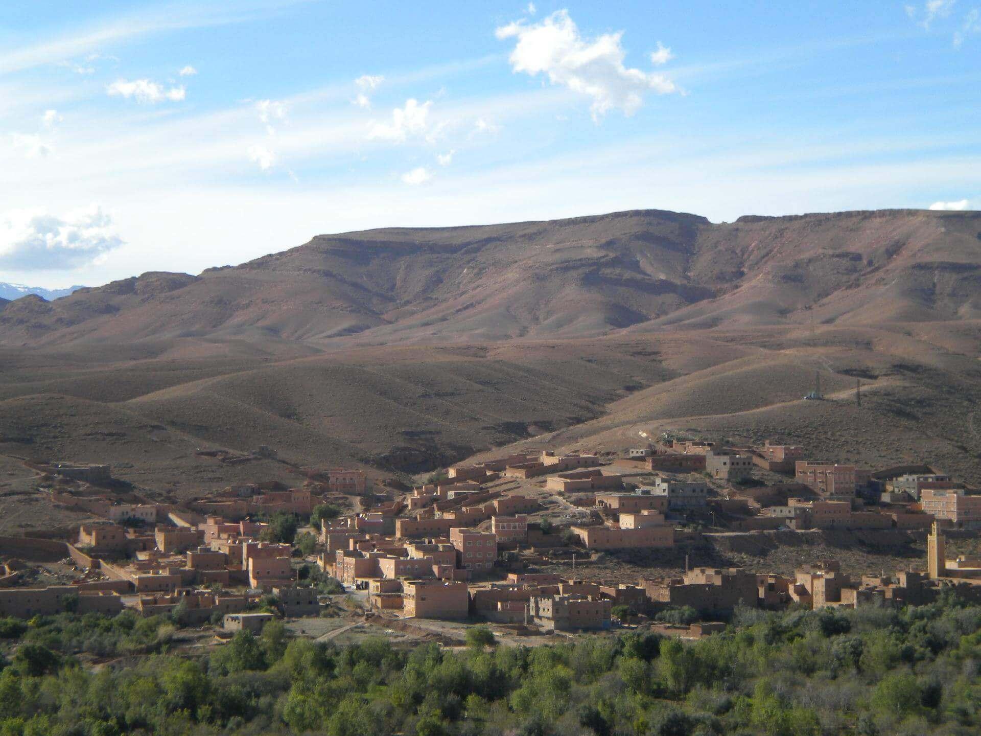 Fez - Beni-Mellal