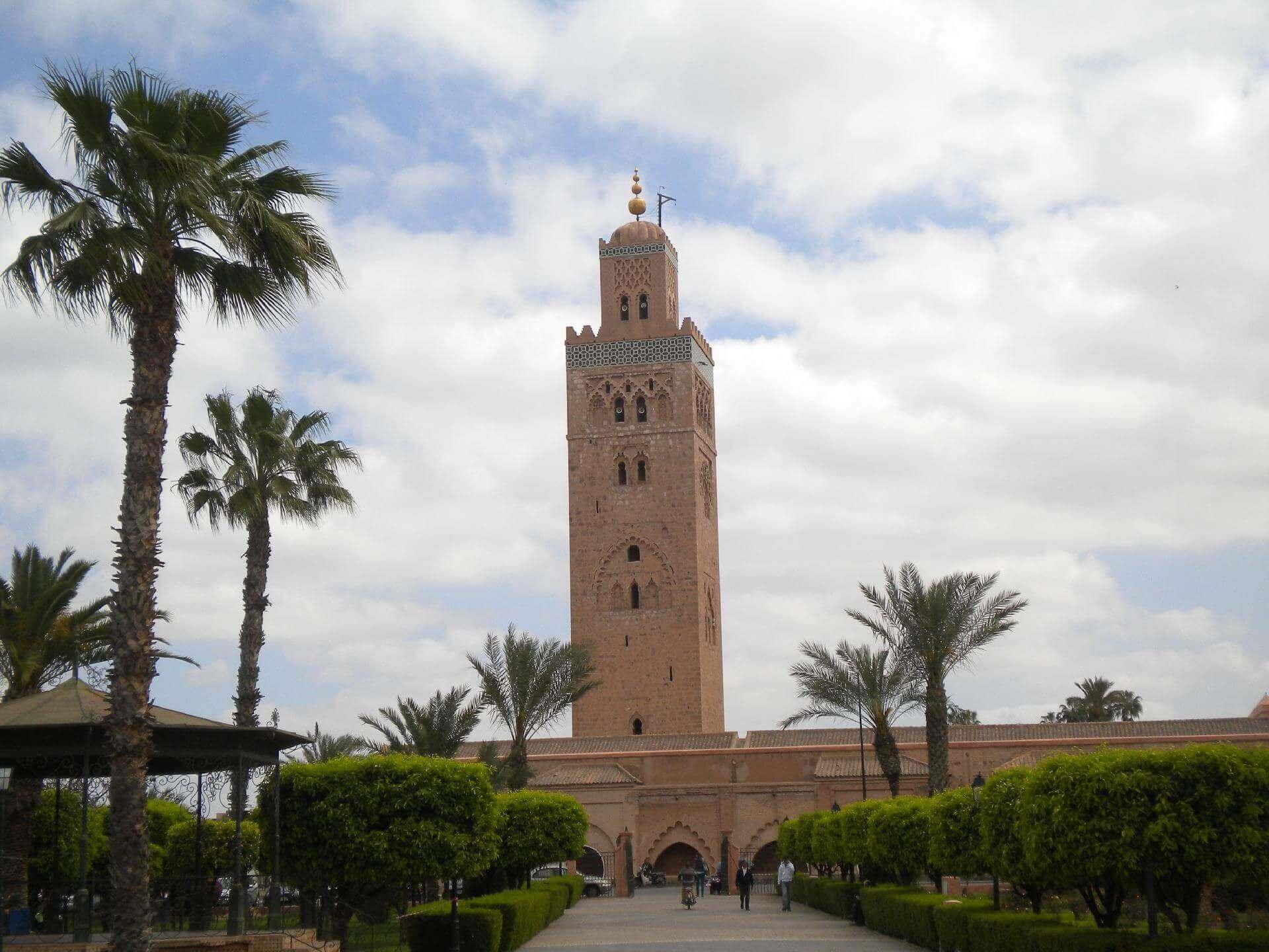 Beni-Mellal - Marrakech
