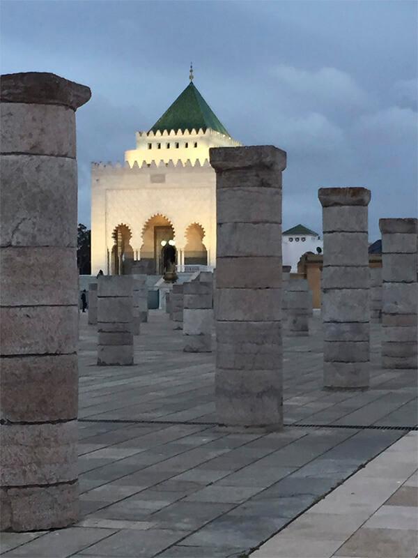 Algeciras - Tanger - Rabat