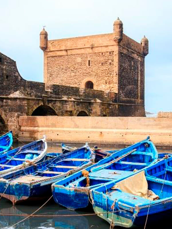 Rabat - Essaouira