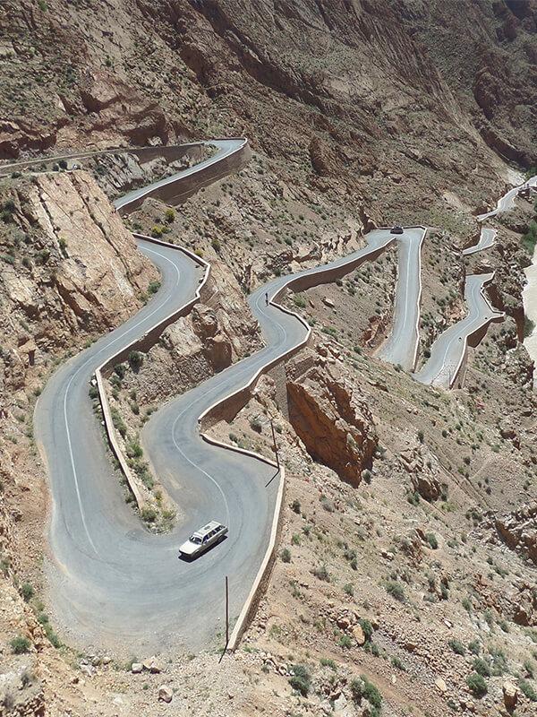 Ouarzazate - Merzouga