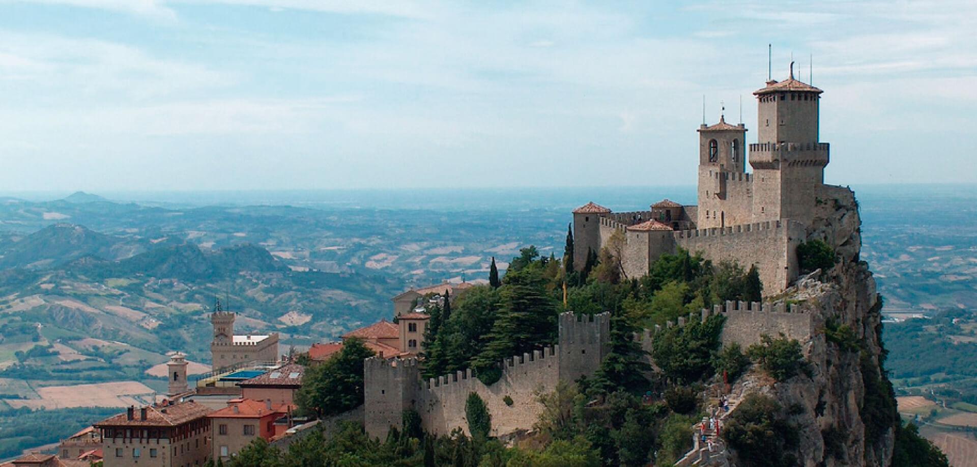 San Marino - Ravenna