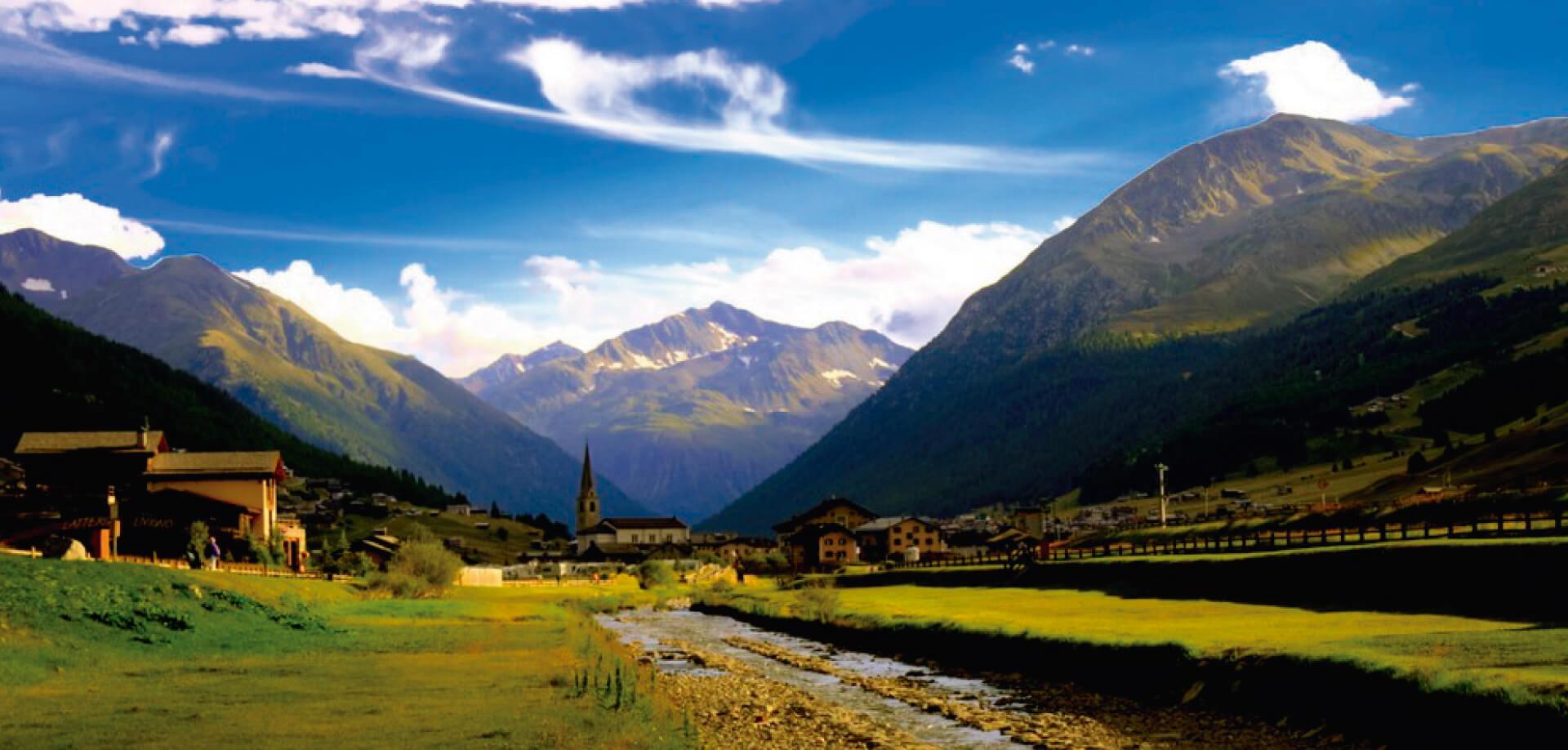Garmisch - Livigno