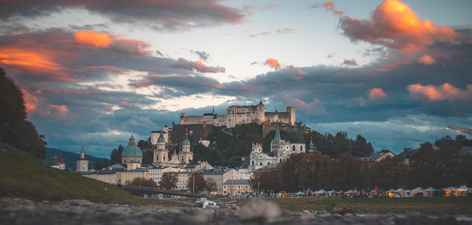 Salzburg – Dunaj