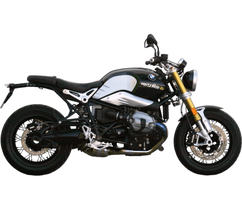 Motorcycle Rentals - BMW R Nine T