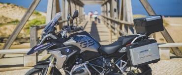 Paris - Belgium - Normandy Motorcycle Tour