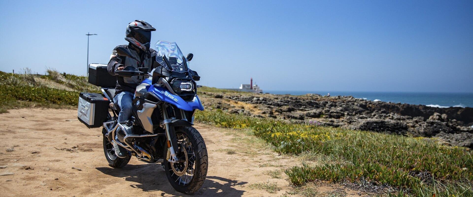 Motorradtour in Korsika