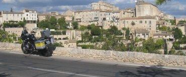 Tour in Moto Corsica