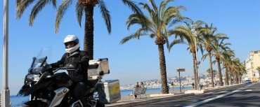 French Riviera Motorcycle Tour - Summer