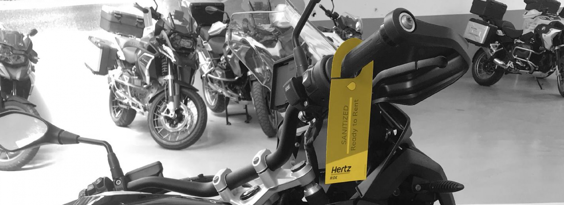 A safer way to rent your motorcycle
