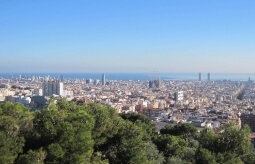 Barcelona Motorcycle Self Guided Tour