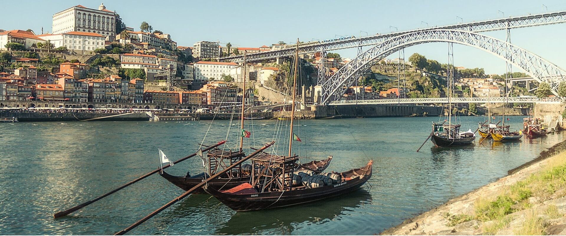 Porto - Douro Valley Motorcycle Self Guided Tour
