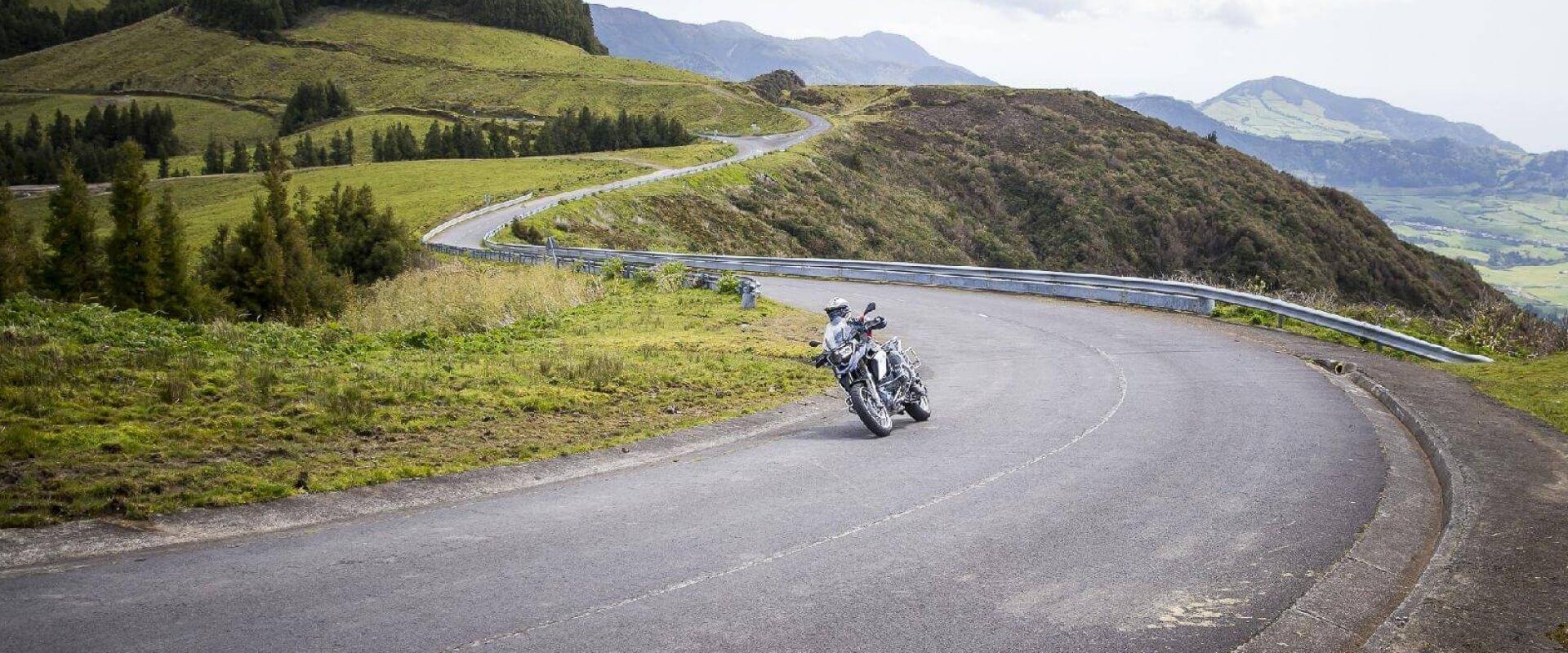 Tour in moto Azzorre