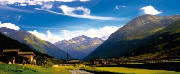 Die Große Tour Italien & die Alpen