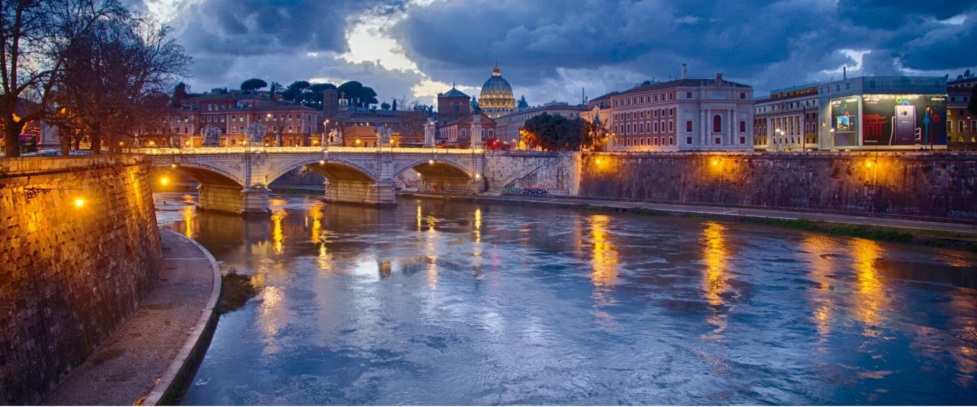 Night Tour in Rome